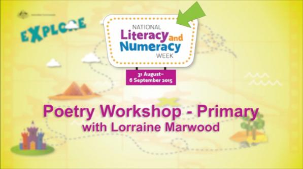 Primary Poetry Workshop
