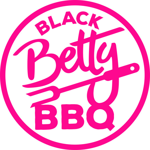 Black Betty BBQ Logo