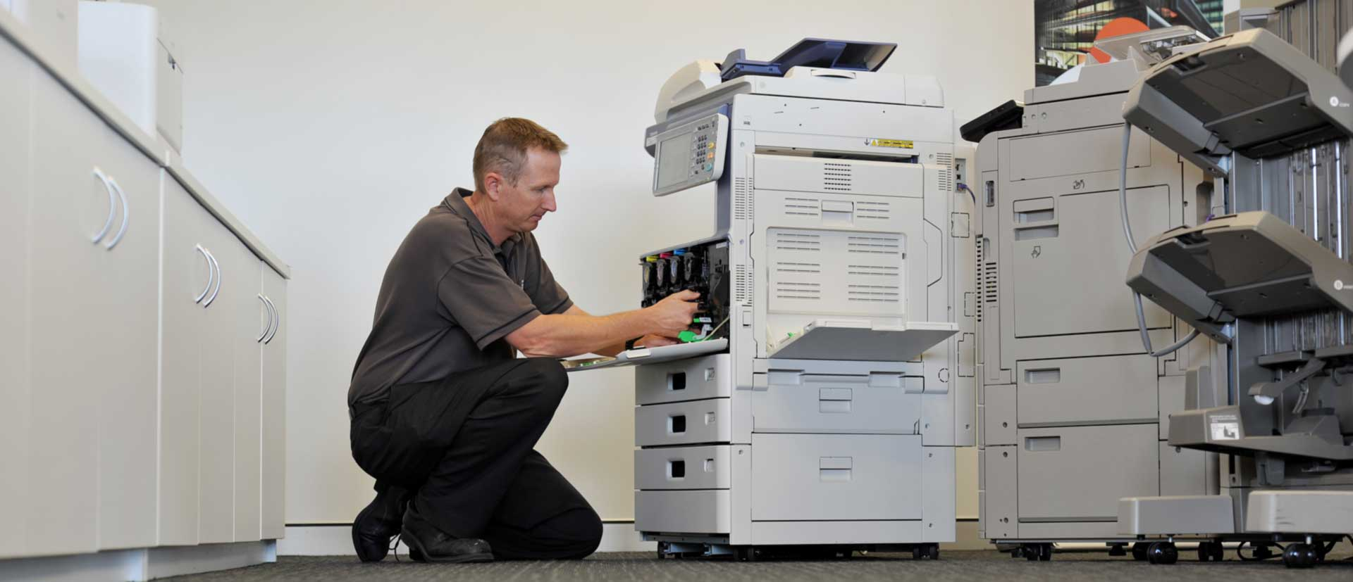The many benefits of managed print
