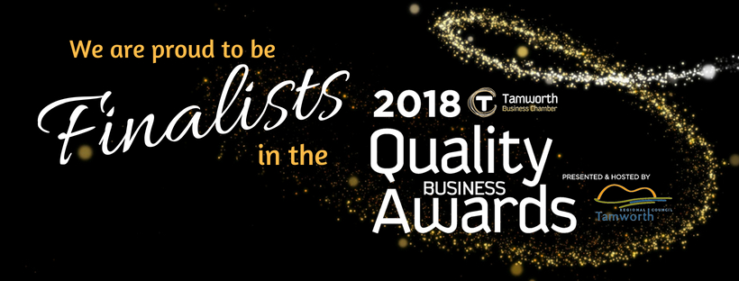 Inland Technology announced as finalists in three categories at the 2018 Quality Business Awards