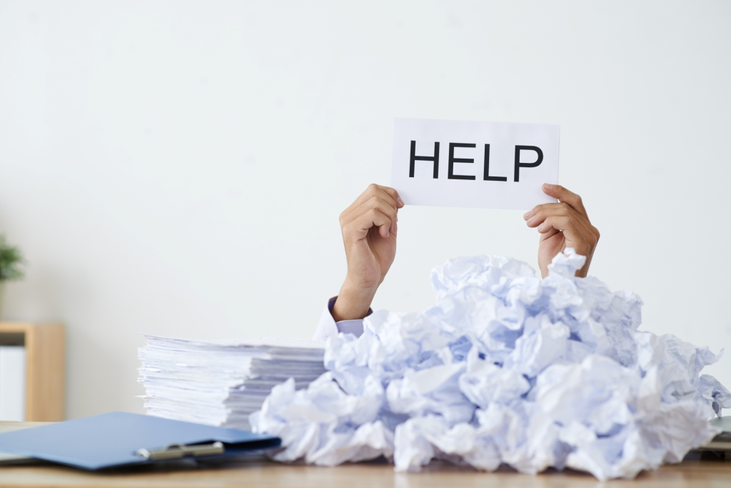 Five Document Management Benefits You Can't Afford to Ignore