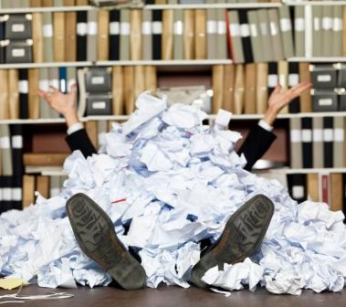 Make Reducing Paper Waste Second Nature With Document Management