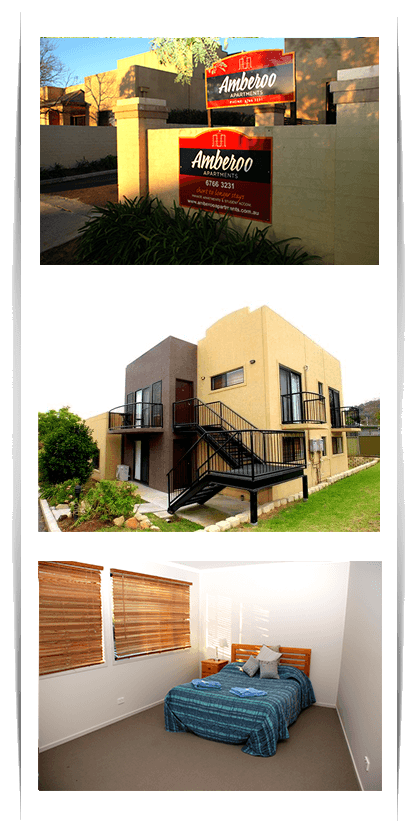 Amberoo apartments interiors
