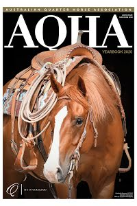 AQHA MAGAZINE May / June 2020 cover