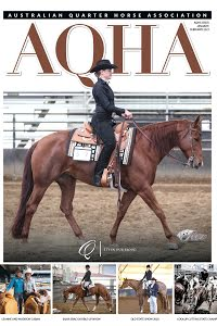 AQHA MAGAZINE January / February 2021 cover