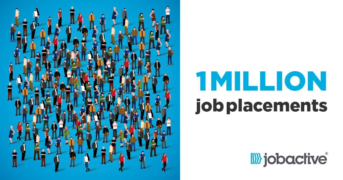 One Million Placements Across jobactive
