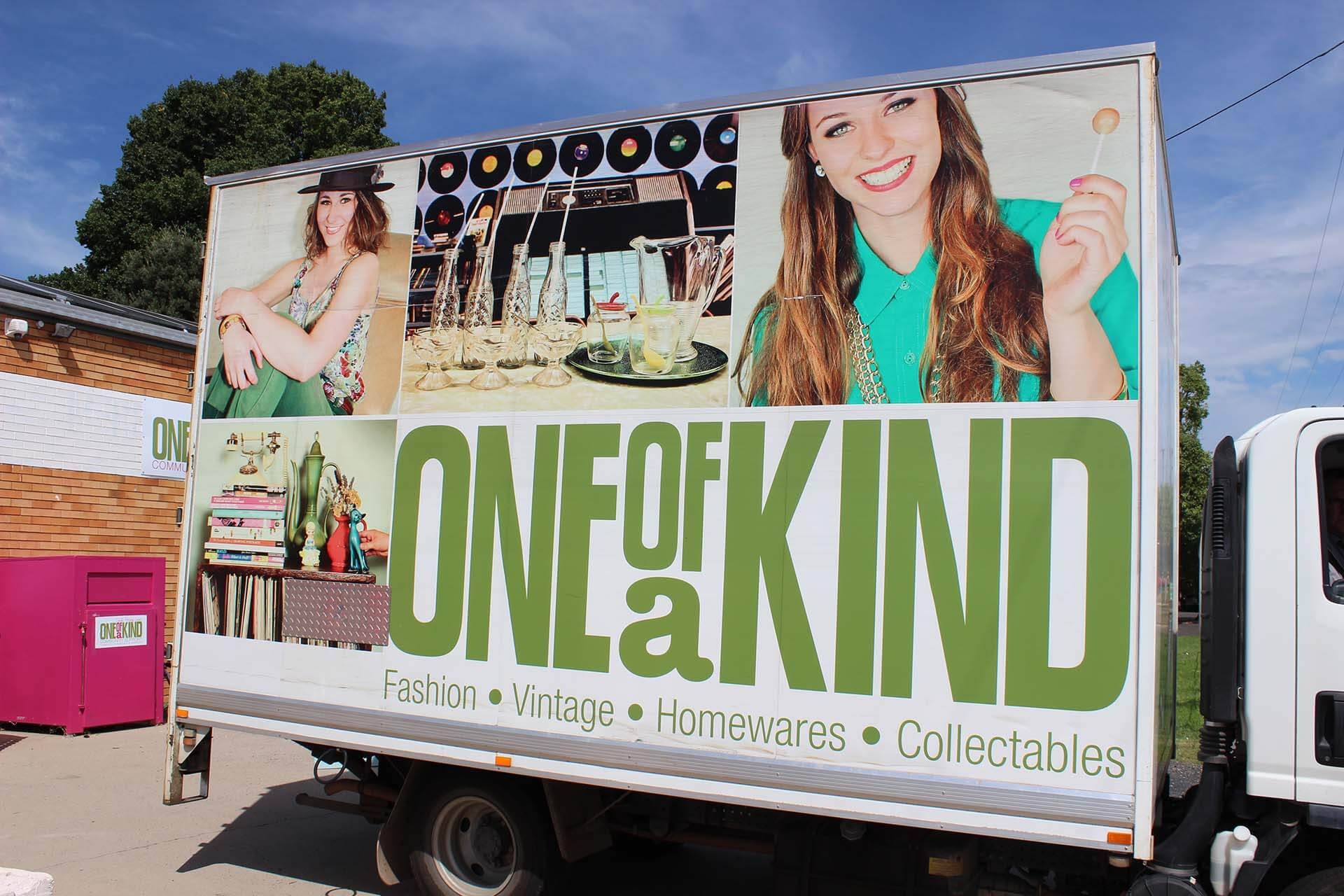 One Of A Kind Truck