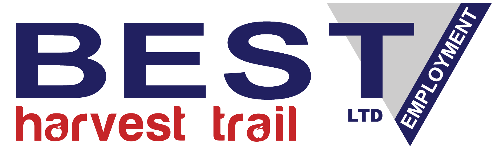 Best Employment Harvest Trail Logo