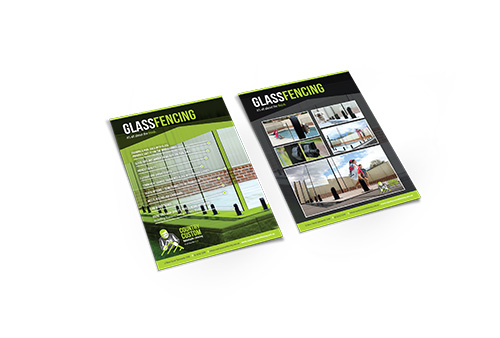 Tamworth Glass Fencing Brochure