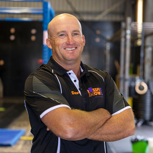 Dave Heyman