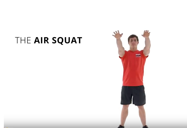 Crossfit's 9 Foundational Movement
