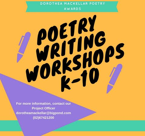 Poetry Workshops in Schools