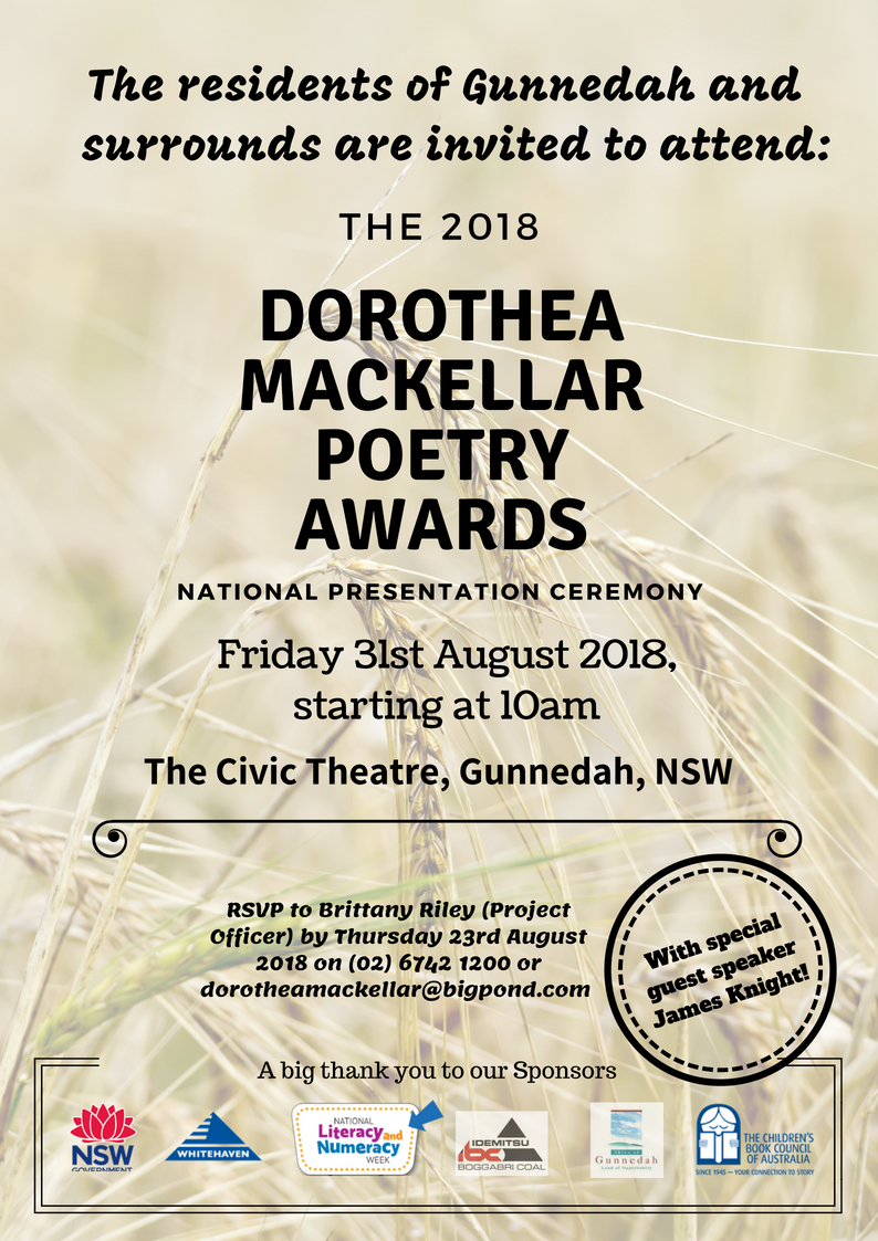2018 National Presentation Ceremony