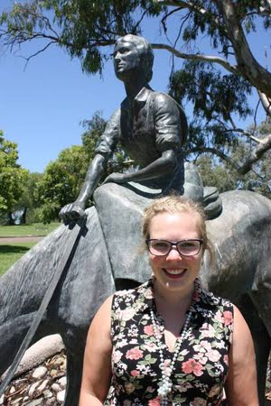 New Project Officer at Dorothea Mackellar Poetry Awards