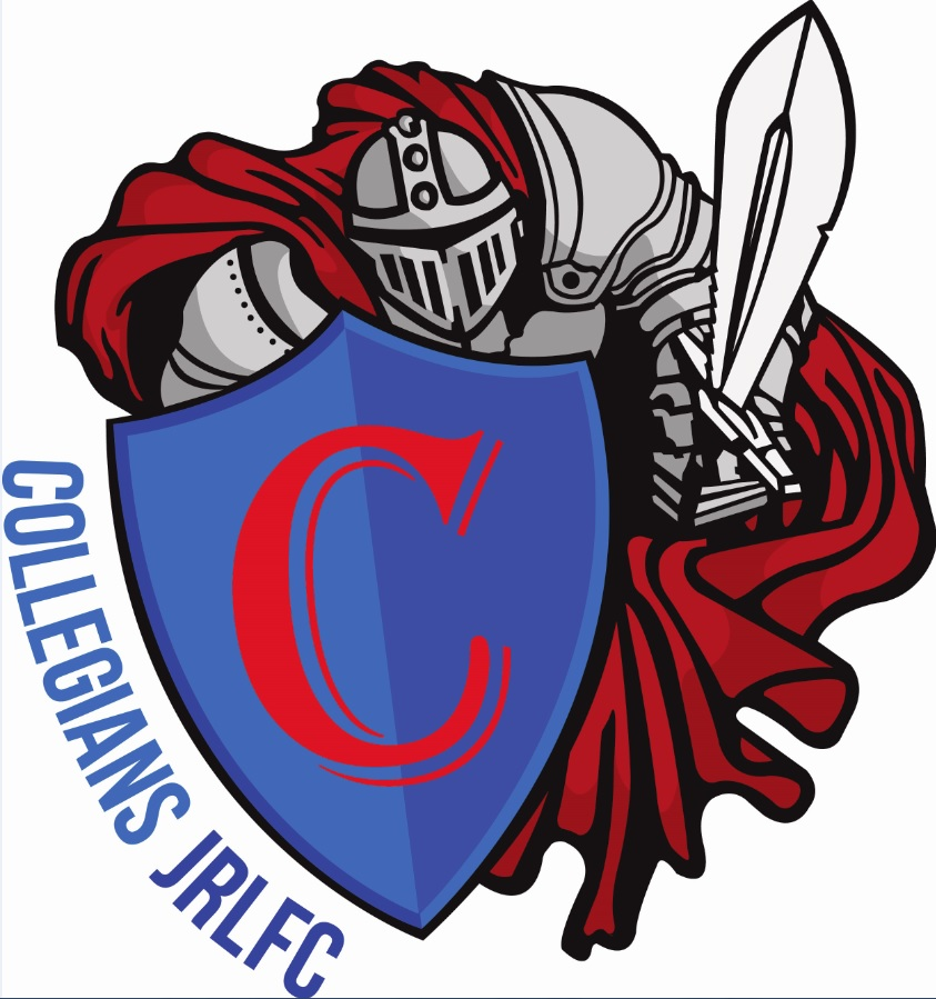 Collegians JRLFC logo