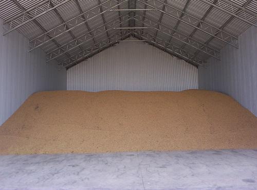 Bulk Grain Storage