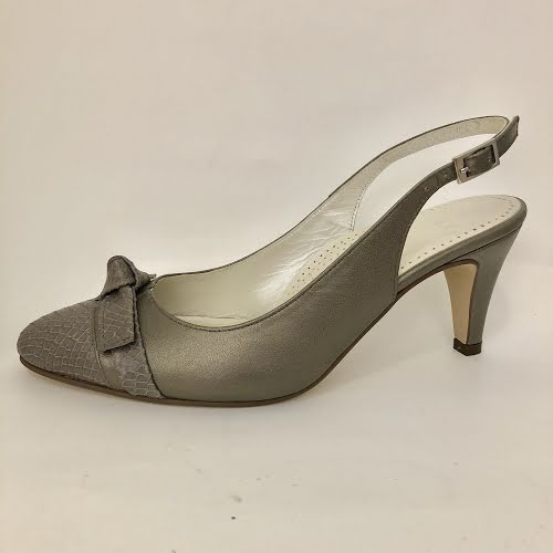 TARANTO CHANTEL GREY PEWTER