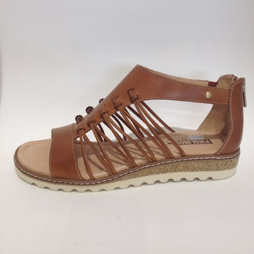 Brandy Tan Sandal