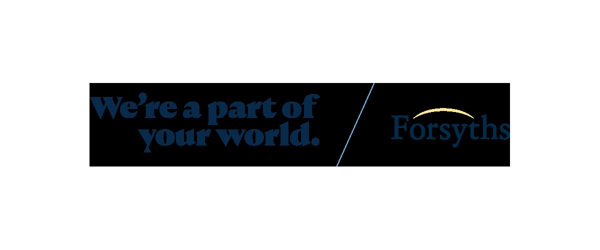 Forsyths logo