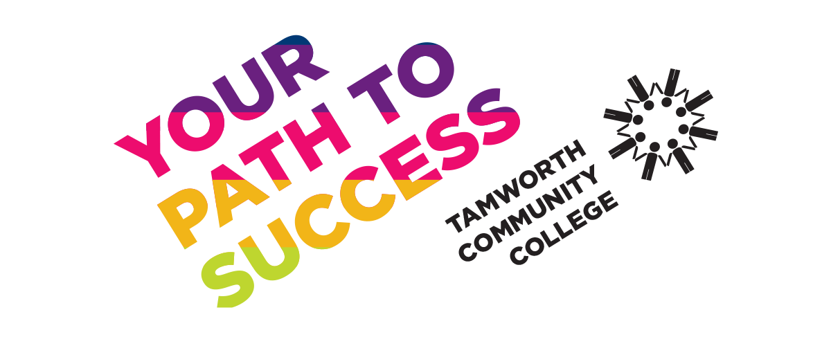 Tamworth Community College logo