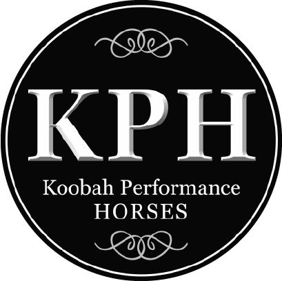 Koobah Performance Horses Logo