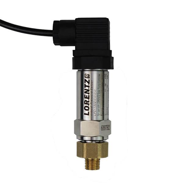 Lorentz pressure sensor
