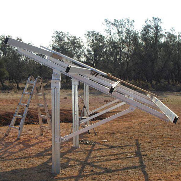 Lorentz Solar Panel Racking