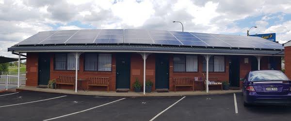 Tamworth NSW Roydons Motor Inn