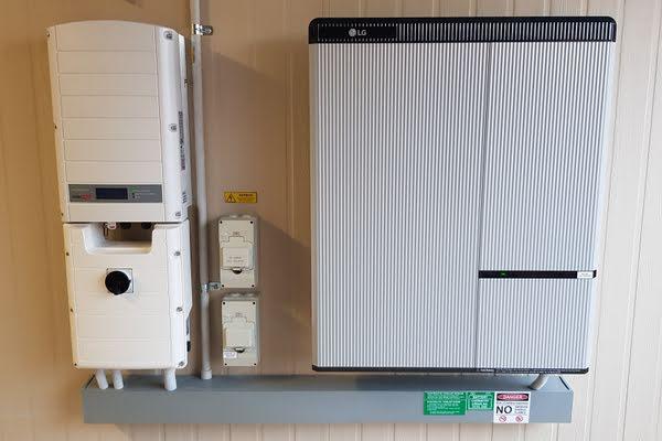 Tamworth NSW 5.22Kw + LG Chem Resu 10HV battery storage