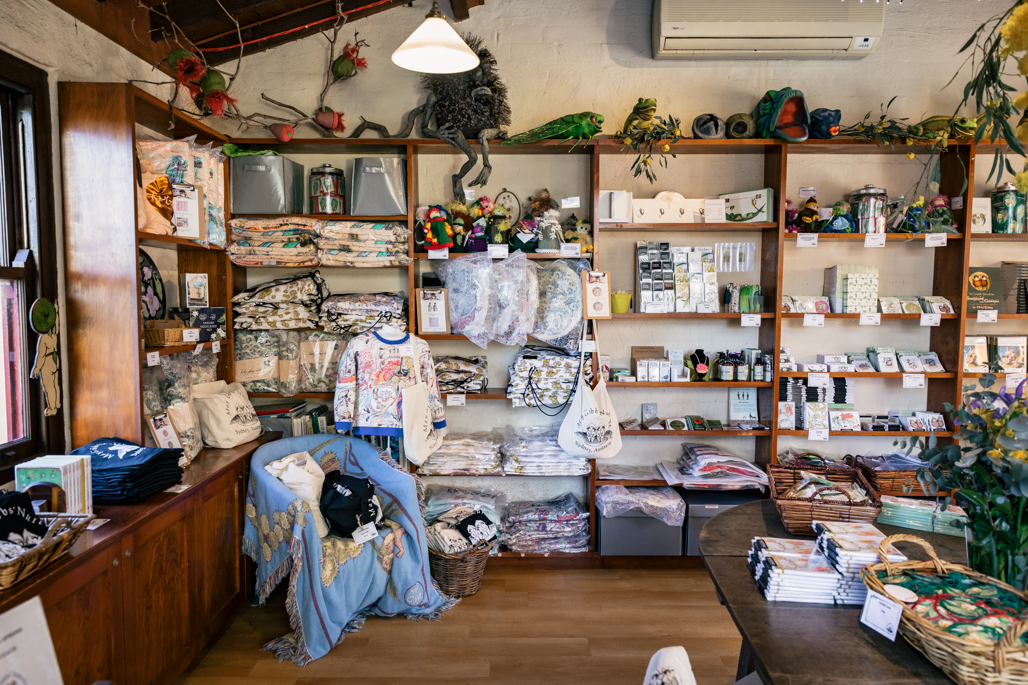 nutcote shop