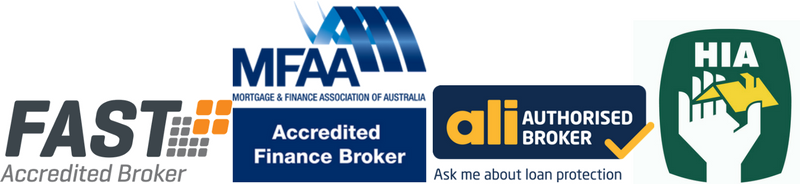 Fast Mortgage Broker MFAA Finance Broker ALI Insurance HIA Member