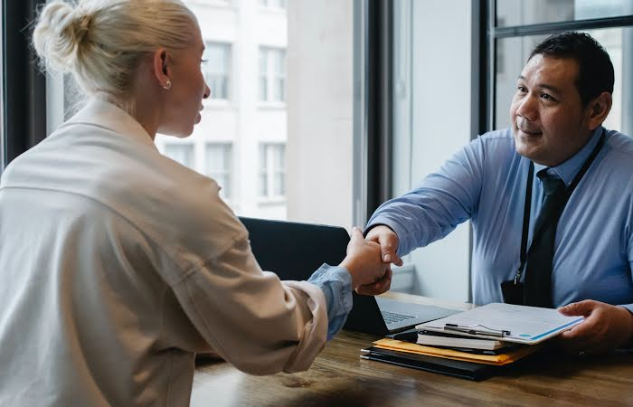 Your First Meeting With A Broker