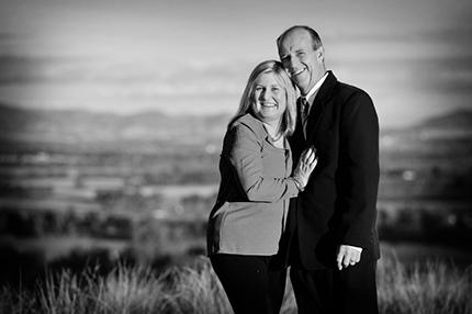 Bryan and Lorraine Coleman