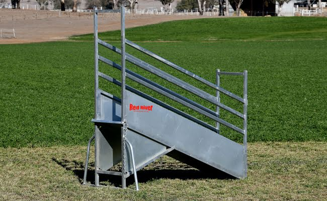 Stockman Cattle Loading Ramp