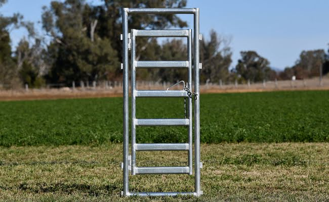 Premium Heavy Duty Access Race Gate