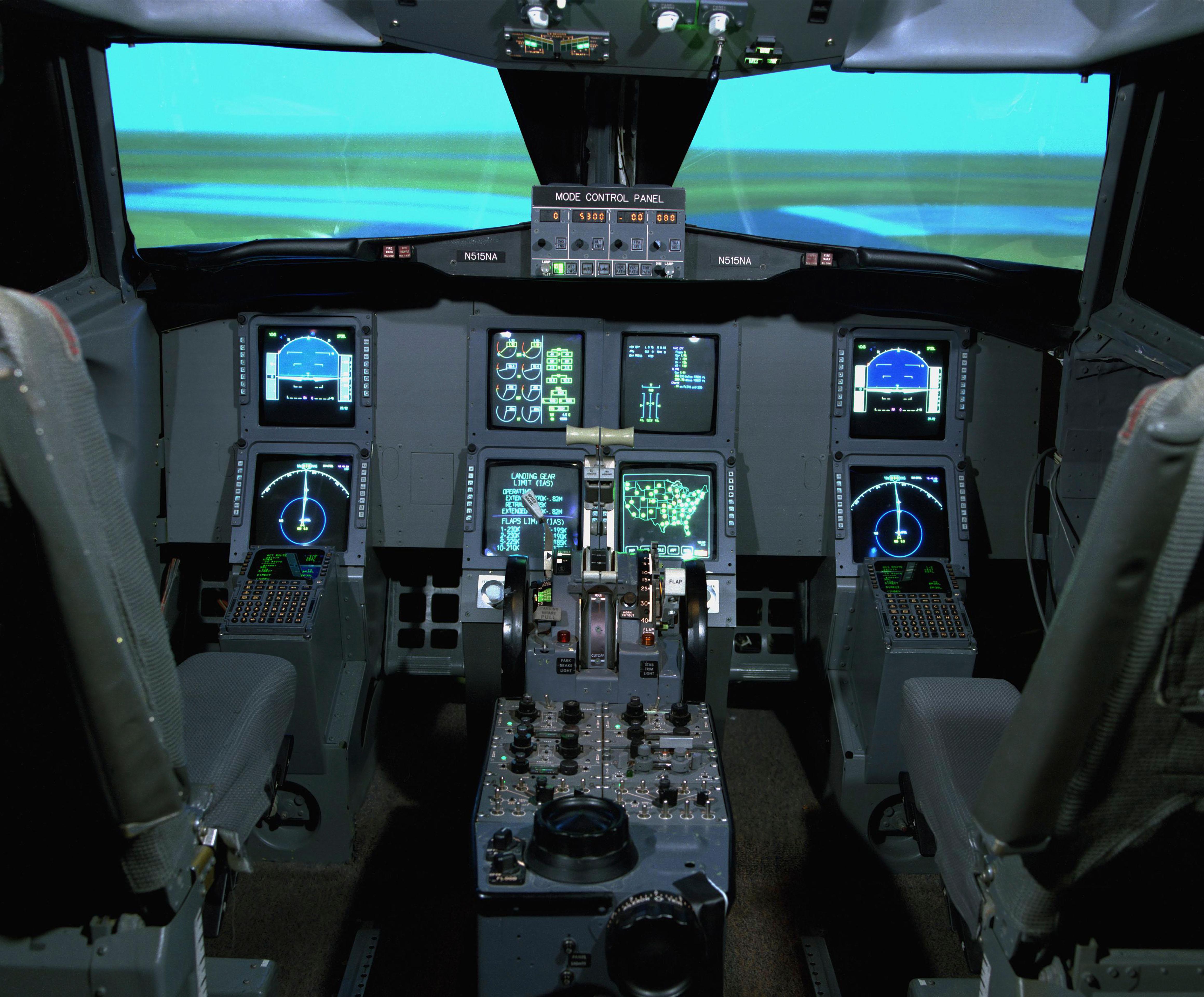 Avionics Modification Line