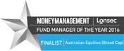 2016 Fund Manager of the Year