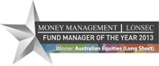 Smallco is Fund Manager of the Year 2013