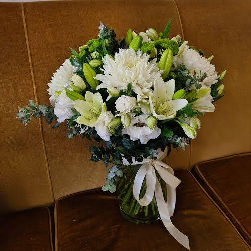 A Florist Choice in a vase