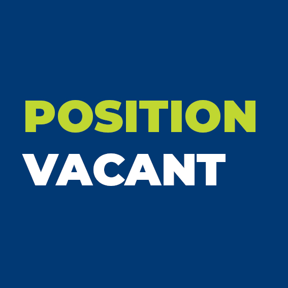 Position Vacant: Chief Executive Officer (CEO)