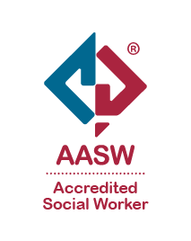Accredited Social Worker Logo