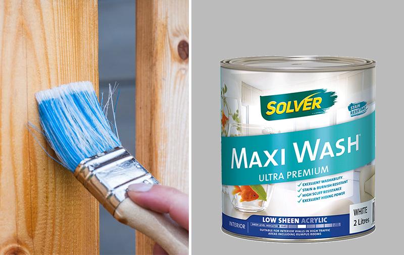 Solver Maxi Wash Ultra Premium