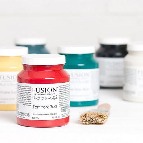 Fusion Mineral Paints