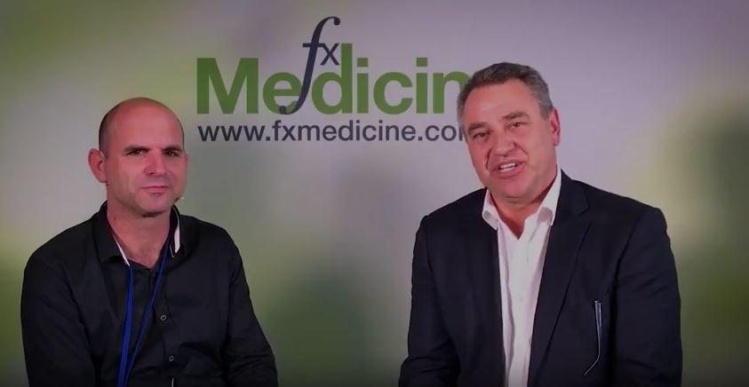 FX Medicine interview with Deidi Me Iri