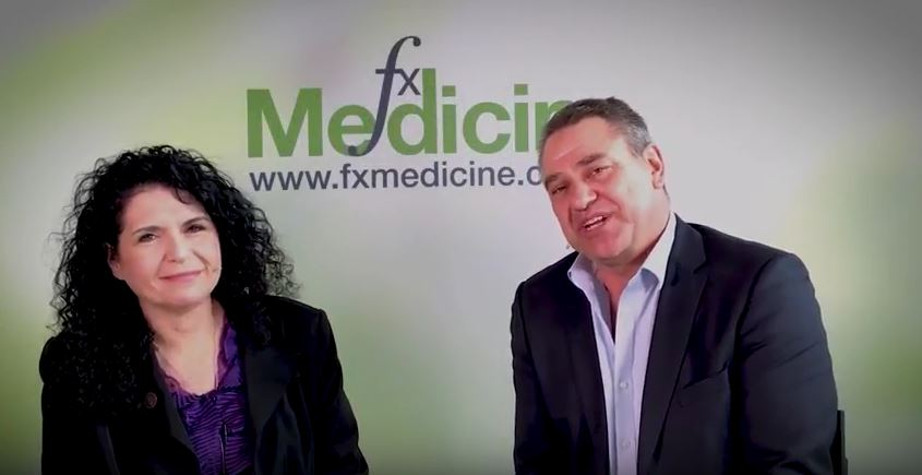 FX Medicine interview with Dr. Sisley